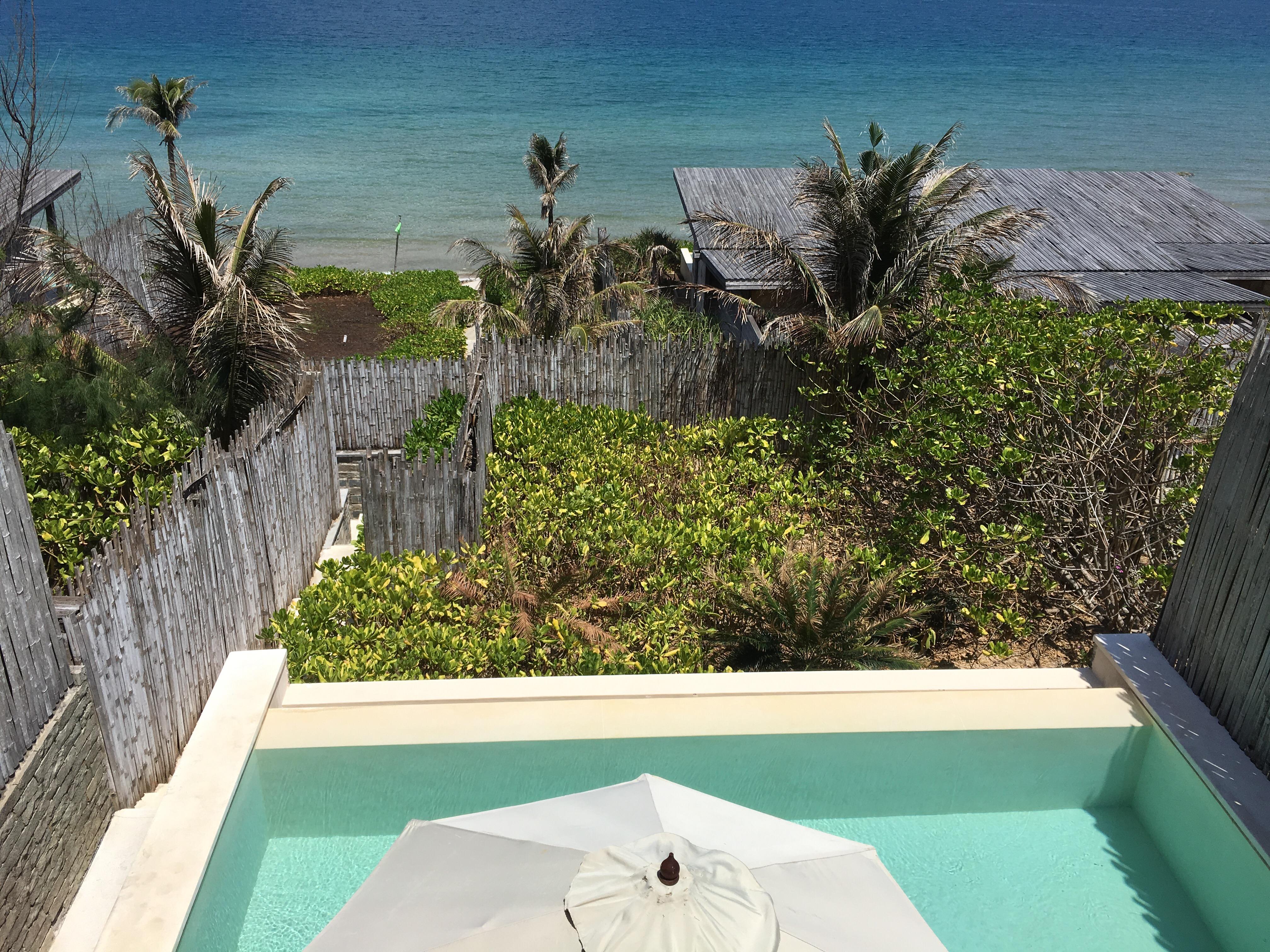 Six senses_duplex villa_ocean view_Con Dao_Vietnam